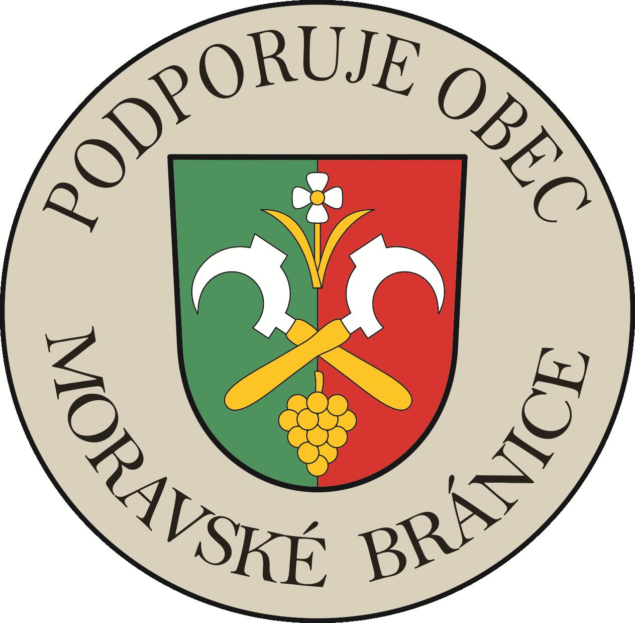 Logo Moravské Bránice
